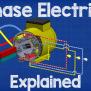 Three Phase Electricity Explained The Engineering Mindset