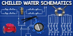 Chilled Water Schematics  The Engineering Mindset