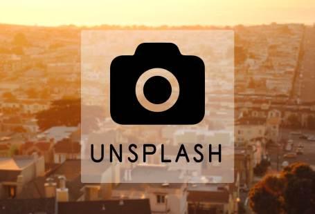Unsplash - Get free high resolution photos