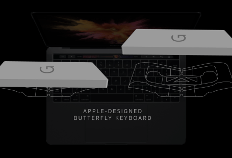 Butterfly Keyboard Explained