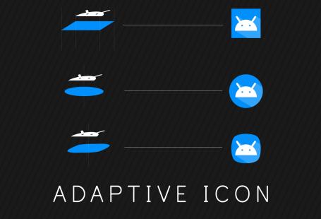 Adaptive Icon Android