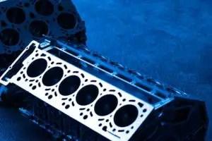 Engine parts- Cylinder block