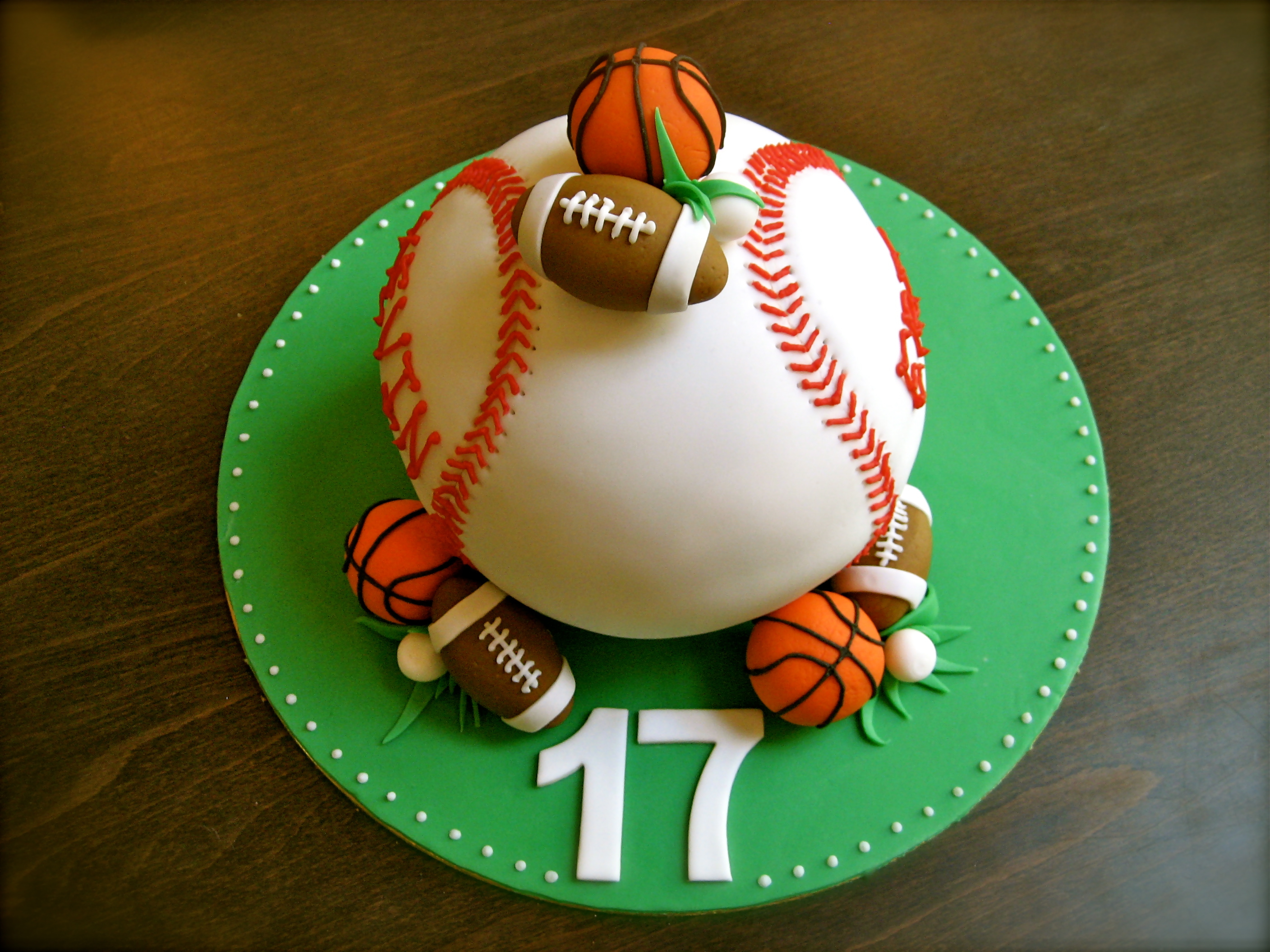 Sports Cake Cake Ideas And Designs
