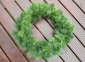 45cm Christmas Wreath - great for a Door
