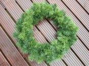 45cm Christmas Wreath - great for a Door