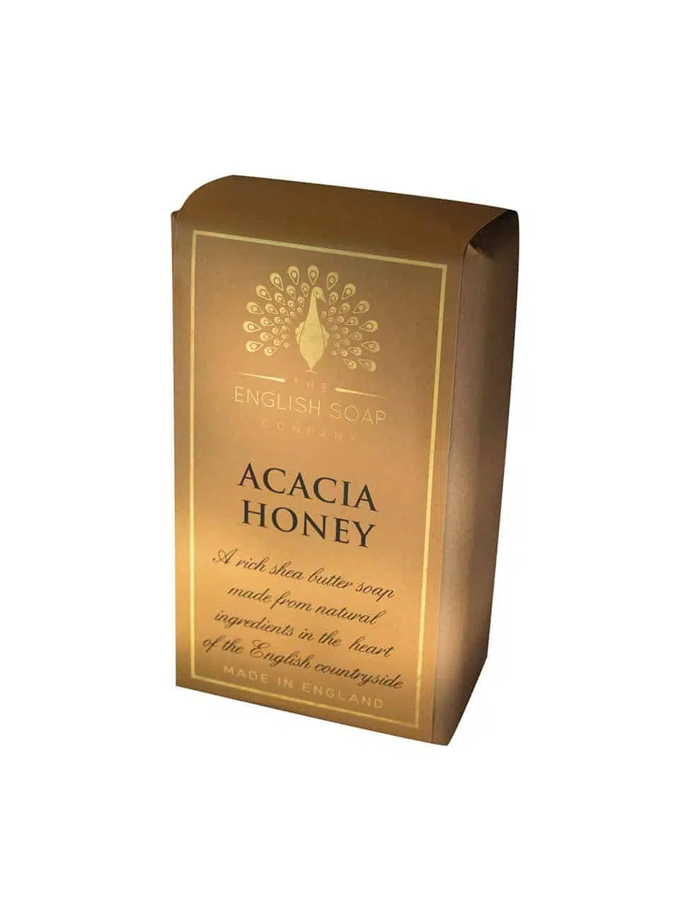 acacia honey indulgence soap
