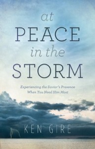 At Peace in the Storm - My Review  | The Engrafted Word