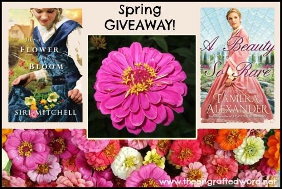 Spring Giveaway - The Engrafted Word