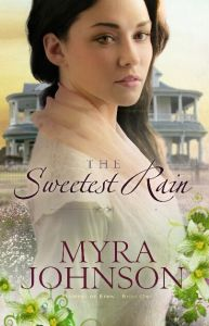 Interview with Myra Johnson & GIVEAWAY  | The Engrafted Word