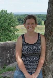 At Gettysburg in 2013