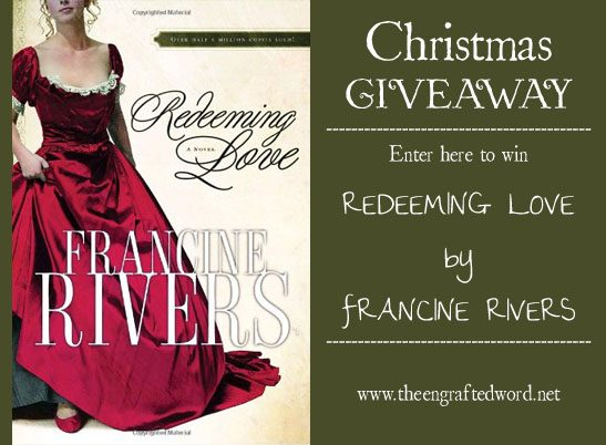 Christmas 2015 Giveaway - The Engrafted Word