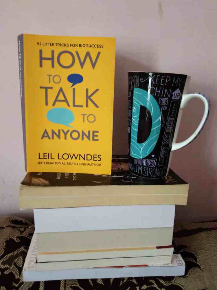Book Review: How to Talk to Anyone by Leil Lowndes