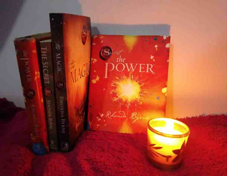 Book Review: The Power by Rhonda Byrne