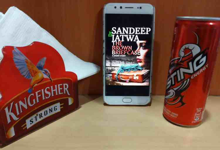 Book Review: The Brown Briefcase by Sandeep Jatwa