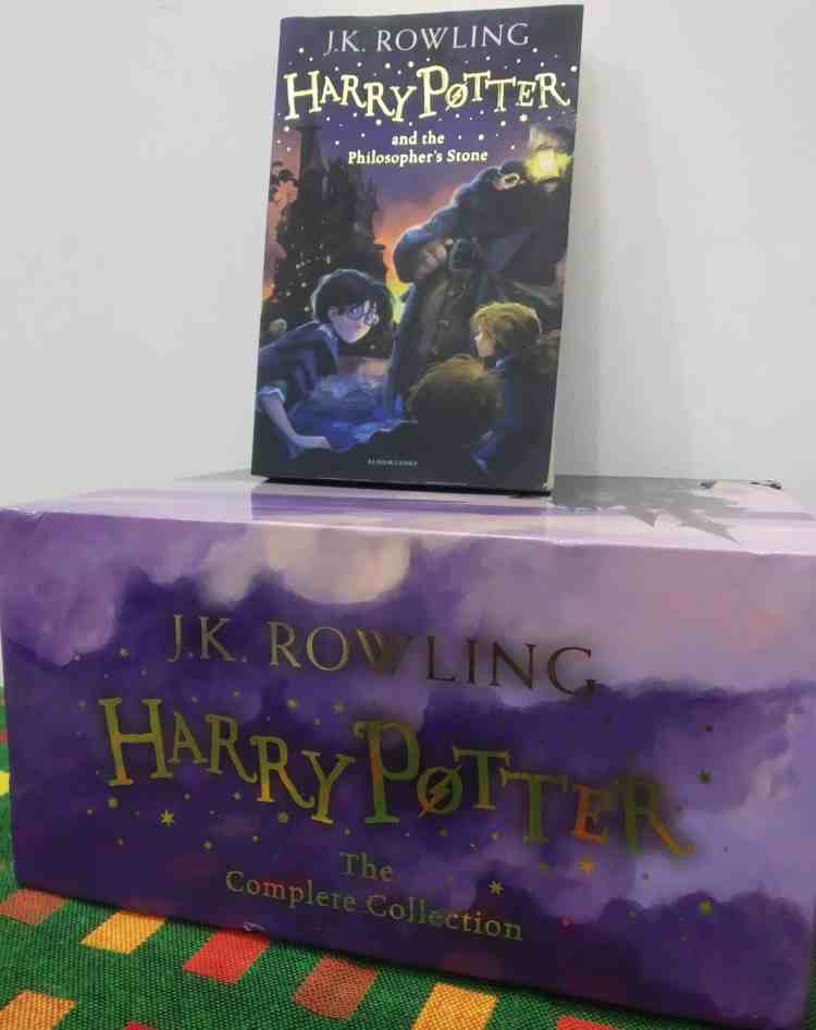 Harry Potter First Edition Book Sells For £33,000