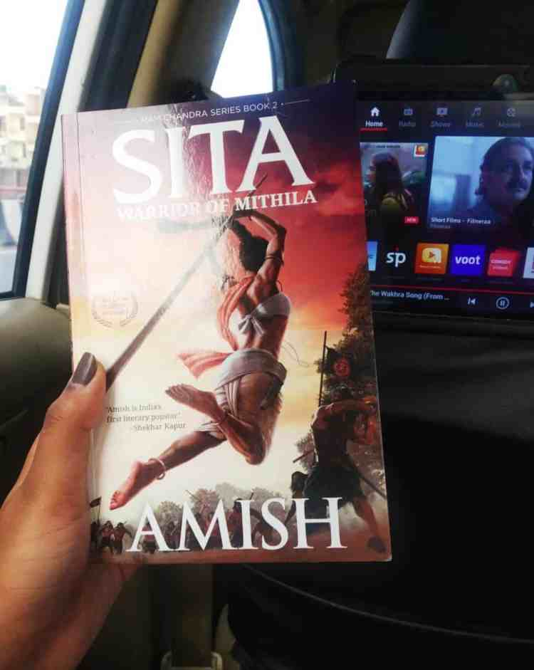 Book Review: Sita – Warrior of Mithila by Amish Tripathi