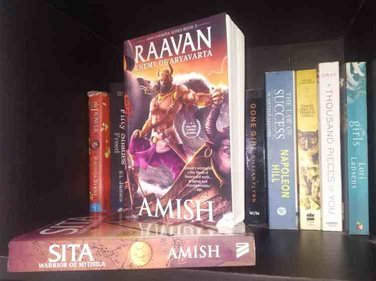 Book Review: Raavan – Enemy of Aryavarta by Amish Tripathi