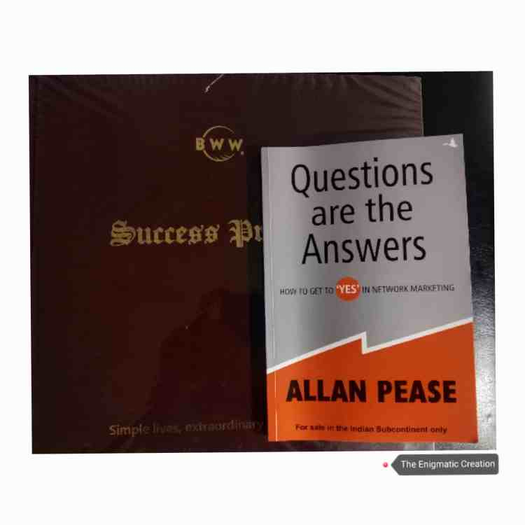 Book Review: Questions are the Answers by Allan Pease