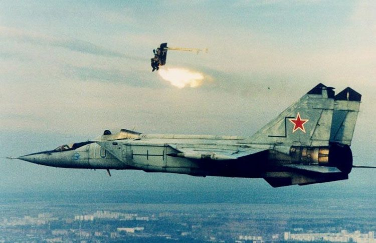 MiG-29 Ejection Seat (K-36-DM-2)
