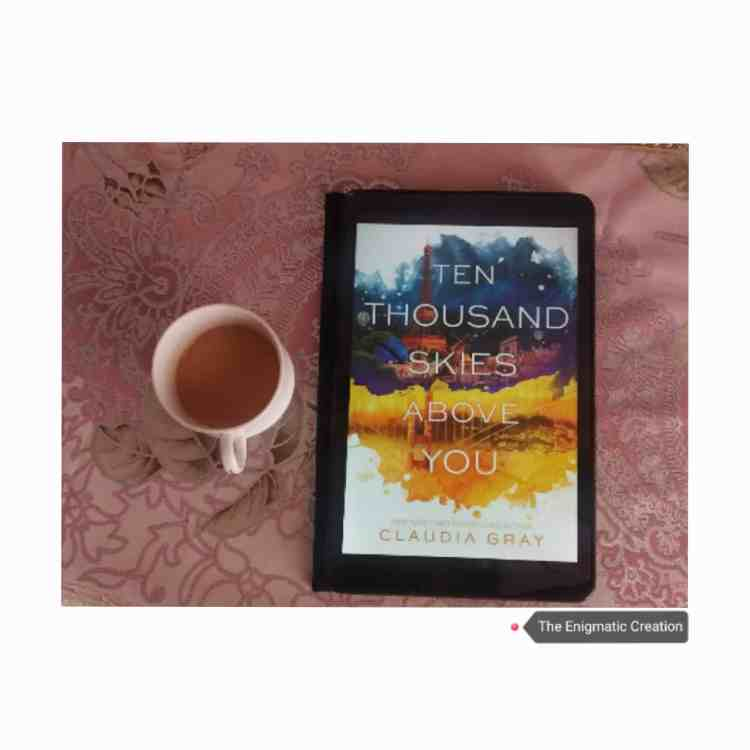 Book Review: Ten Thousand Skies Above You by Claudia Gray