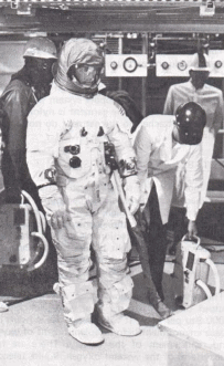 emergency system of spacesuit