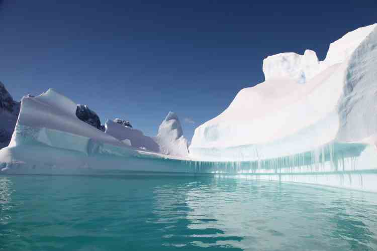 South pole is warming up faster than other parts of planet