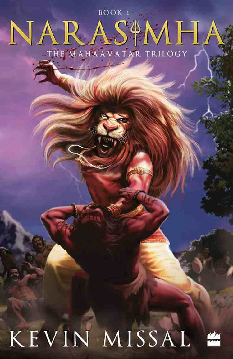 Book Review: Narasimha by Kevin Missal