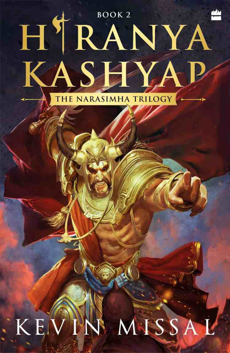Book Review: Hiranyakashyap by Kevin Missal