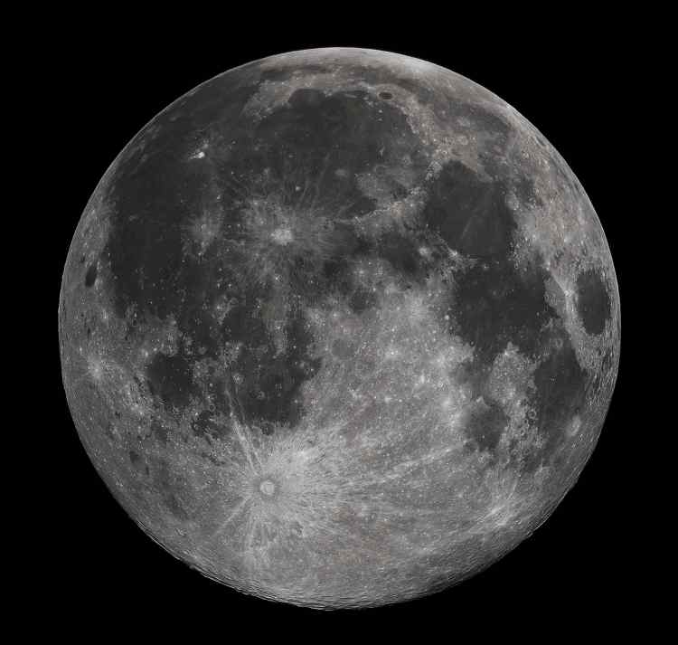 Water On The Moon – Confirmed