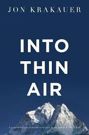 Buy Into Thin Air: A Personal Account of the Everest Disaster Book Online  at Low Prices in India | Into Thin Air: A Personal Account of the Everest  Disaster Reviews & Ratings -
