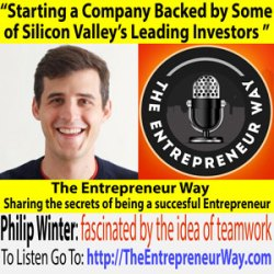 029: Starting a Company Backed by Some of Silicon Valley's Leading Investors with Philip Winter Founder of Nebia
