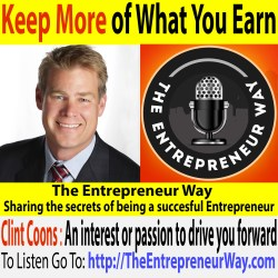 115: Keep More of What You Earn with Clint Coons Founding Partner of Anderson Law Group