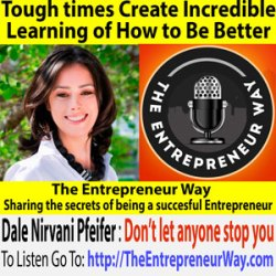 189: Innovative Charitable Donations Made with Just a Hashtag with Dale Nirvani Pfeifer Founder of Goodworld