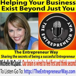 195: Helping Your Business Exist Beyond Just You with Michelle Mcquaid Founder and Owner of Michelle Mcquaid Pty Ltd