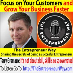 269: Focus on Your Customers and Grow Your Business Faster with Thomas Lindsay Founder and Owner of Smallbiz Brainiac and Humanly HR