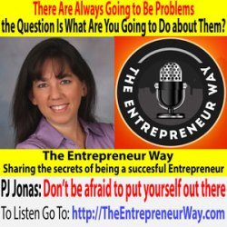 279: There Are Always Going to Be Problems, the Question Is What Are You Going to Do about Them? With PJ Jonas Founder and Owner of Goat Milk Stuff