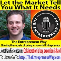 327: You Got to Let the Market Tell You What It Needs with Jonathan Kestenbaum Managing Director of Talent Tech Labs