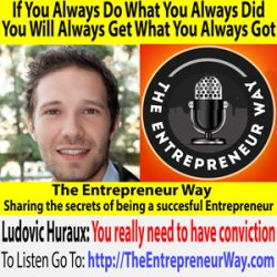 347: If You Always Do What You Always Did, You Will Always Get What You Always Got with Ludovic Huraux Co-Founder and Co-Owner of Shapr