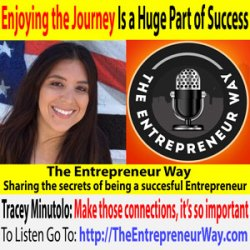 469: Enjoying the Journey Is a Huge Part of Success with Tracey Minutolo
