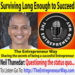 497: Surviving Long Enough to Succeed with Neil Thanedar Founder and Co-owner of Labdoor