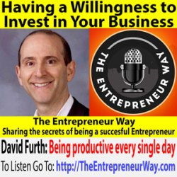 531: Having a Willingness to Invest in Your Business with David Furth Founder and Owner of Leap the Pond