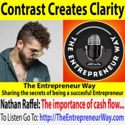 611: Contrast Creates Clarity with Nathan Raffel Co-founder and Co-owner of Bout Dad Life