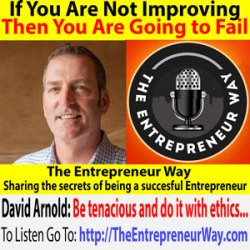 647: If You Are Not Improving Then You Are Going to Fail with David Arnold Founder and Owner of Arnold Partners LLC