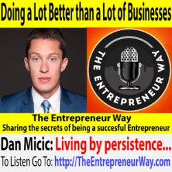 694: Doing a Lot Better than a Lot of Businesses with Dan Micic Founder and Owner of Medical Shipment LLC