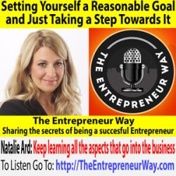 684: Setting Yourself a Reasonable Goal and Just Taking a Step Towards It with Natalie Ard Founder and Owner of Star Kids Company