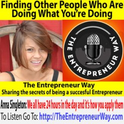 717: Finding Other People Who Are Doing What You're Doing with Anna Singleton Founder and Owner of Show My Property TV
