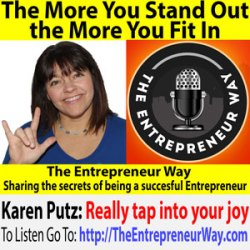 728: The More You Stand Out the More You Fit In with Karen Putz Founder and Owner of Ageless Passions