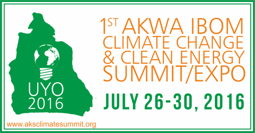 AKWA IBOM STATE CLIMATE SUMMIT AND GOLF 2016