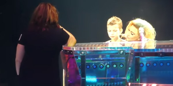 DREAMS COME TRUE: Clearfield boy gets his wish – meeting Lady Gaga