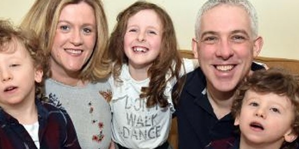 Our twins have epilepsy – we worry as a seizure can take place at any time